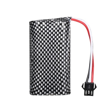 7.4V 1300mAh Li-ion Battery for RC Cars Stunt Cars with SM-3P Plug
