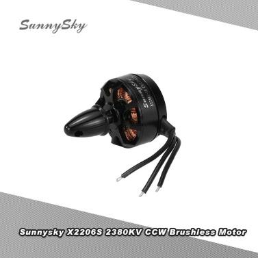 Original Sunnysky X2206S 2380KV CCW Brushless Motor QAV250 330 FPV Racing Multicopter RC Drone Quadcopter