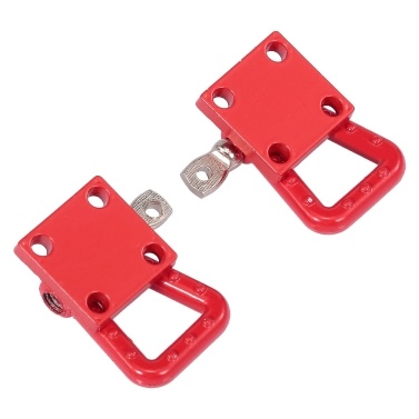 2pcs Tow Shackles Trailer Hook Trailer Lock