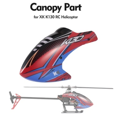 RC Helicopter Canopy Part
