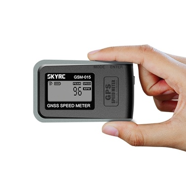 SKYRC GSM-015 GNSS GPS Speed Meter for RC Drones FPV Multirotor Quadcopter Airplane Helicopter