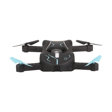 Attop XT-3 0.3MP Kamera Wifi FPV Faltbare Drohne Headless Modus Höhe Halten G-Sensor Quadcopter