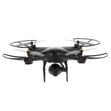 D68W 2.0MP Camera Wifi FPV Drone Altitude Hold Headless Mode 3D Flip One Key Return RC Quadcopter Kids Gift