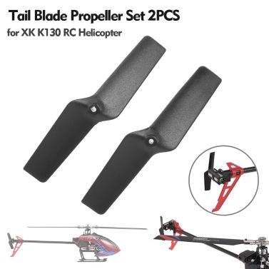 Heckflügel Propeller Set 2PCS RC Hubschrauber Teil