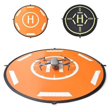 110cm Drones Landing Pad Portable Foldable Landing Pads for Mavic Mini Spark Hubsan FIMI Drone