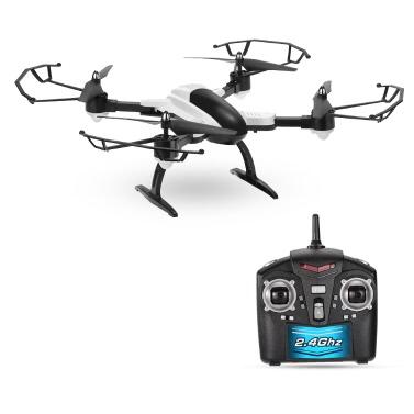 Original SY X33-1 2.4G 4CH 6-Axis Gyro Foldable Drone avec 3D Eversion Auto Return Stunt RC Quadcopter Drone RTF