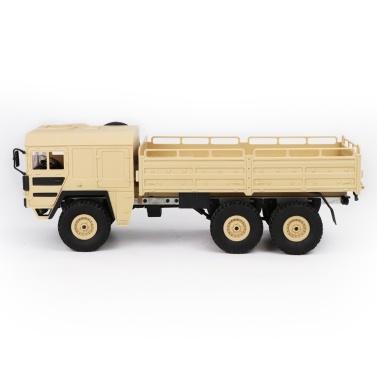 JJR/C Q64 1:16 RC Off-Road Military Truck