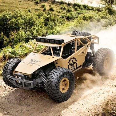 SUBOTECH 1/16 RC Militär Truck Crawler Army Car