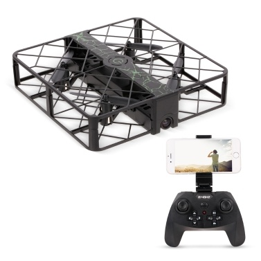 41% OFF Z8W 2.0MP Wide Angle Camera Cage Drone RC Quadcopter,limited offer $35.99