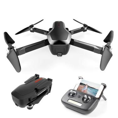 CSJ-X7 5G Wifi FPV GPS Brushless 4K Camera Drone Foldable Auto Return Optical Flow Positioning Gesture Photo MV Editing Quadcopter