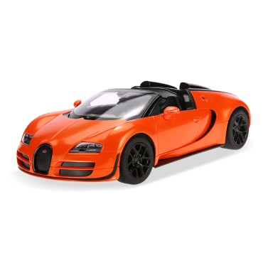 RASTAR 70400 27MHz R/C 1/14 Bugatti Grand Sport Vitessei Radio Remote Control Model Car