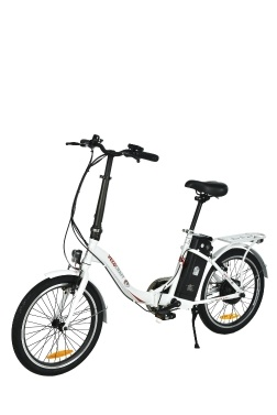 VECOCRAFT Nemesis 20 Inch Folding Electric Bicycle 7.8AH