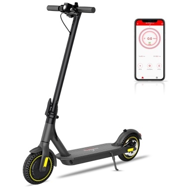 Happyrun HR365MAX Electric Scooter 10 Inch 350W Motor____Tomtop____https://www.tomtop.com/p-rtlcx-hr365maxgy-uk.html____