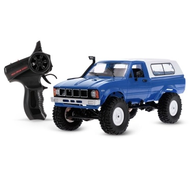42% OFF WPL C-24 2.4G 4WD 1:16 Off Road Rock Crawler Mosquito RC Car,limited offer $39.99
