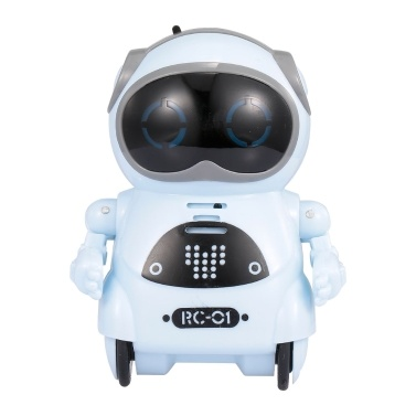939A Pocket Interactive Dialogue Robot