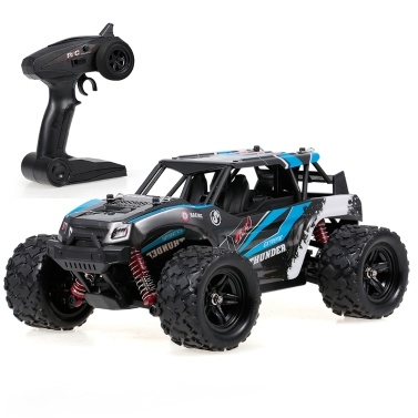 HS18311 1/18 2.4Ghz 4WD 36KM/H High Speed RC Car Off Road RC Truck Cross-country Car