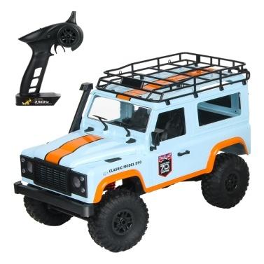 Mn-99 1/12 4wd rc carro 2.4 ghz off road carro rc rock crawler cross-country brinquedo do caminhão rc com farol