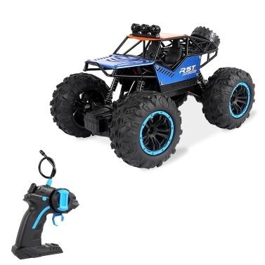 1/20 RC Car 20KM/H High Speed Off Road RC Trucks Alloy Shell Racing Climbing RC Car