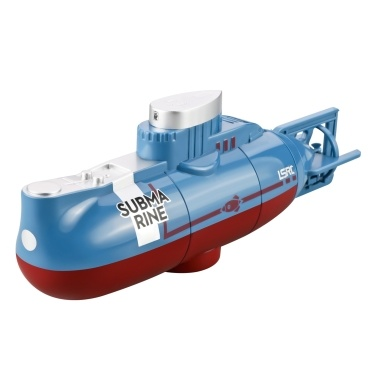 Mini RC Submarine Remote Control Boat Waterproof Diving Toy Gift for Kids