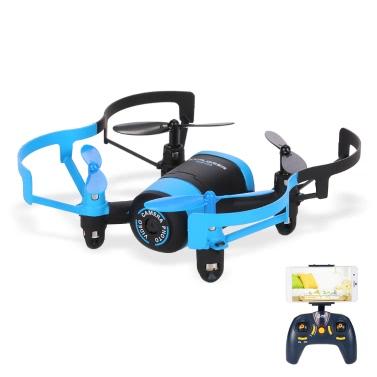 Original-JXD 512W Wifi FPV 0.3MP Kamera Drone 2.4G 4CH 6-Achsen RC Quadcopter G-Sensor Selfie RTF