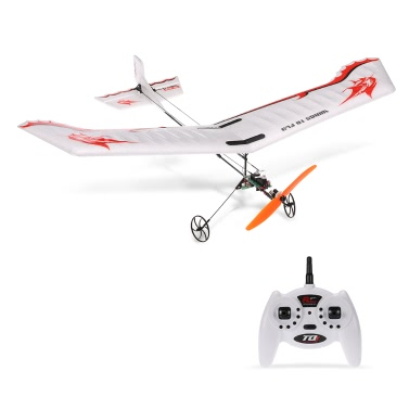 HF-120 2.4G 3CH Remote Control EPP RC Airplane 580mm Wingspan Aircraft RTF