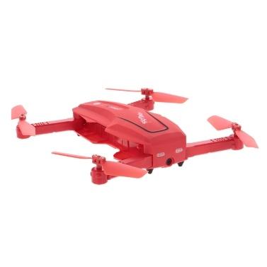 WLtoys Q636 720 P Wifi FPV Klappdrohne Optischer Fluss Positionierung Höhe Halten G-sensor RC Quadcopter Spielzeug