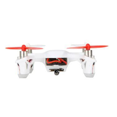 Original Hubsan X 4 H107D RC Mini 5,8 G FPV RTF 6-Achs-Quadcopter w / LCD Sender Kamera