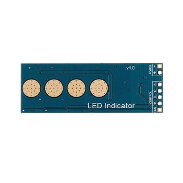 GoolRC 4 LEDs 3W LED Modul LED Anzeige V1.0 für Flight Controller APM MegaPirate RC Modellbau