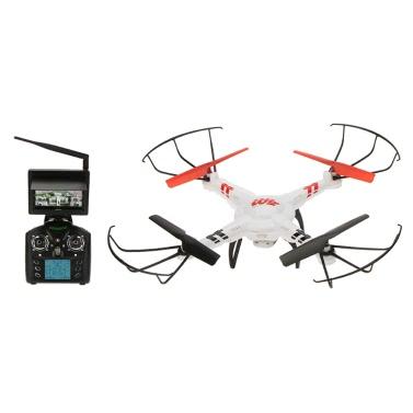 Wltoys V686G 2.4G 4CH Echtzeitübertragung FPV Drohne UFO Quadcopter Mit 2MP HD Kamera Headless-Modus