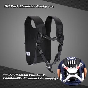 Shoulder Backpack for DJI Phantom Phantom 2 Phantom 2V+ Phantom 3 RC Quadcopter