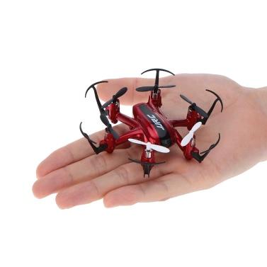 Original JJRC H20 2.4G 4 Canales 6-ejes Gyro Nano Hexacopter Drone con CF Modo / Una tecla Retorno RTF RC Quadcopter