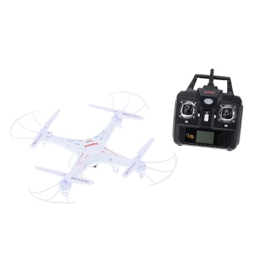 SYMA X5C 2MP HD FPV Camera 2.4GHz 4CH 6Axis RC Helicopter Quadcopter Gyro 4 GB TF karty