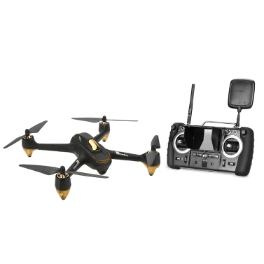 Original Hubsan H501S Pro X4 5.8G FPV Brushless Drone with 1080P Camera