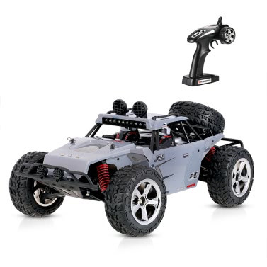 Original SUBOTECH BG1513B 12.01 2.4G 2CH 4WD High Speed ​​Elektro-Wüste Buggy mit LED-Licht RTR RC Car