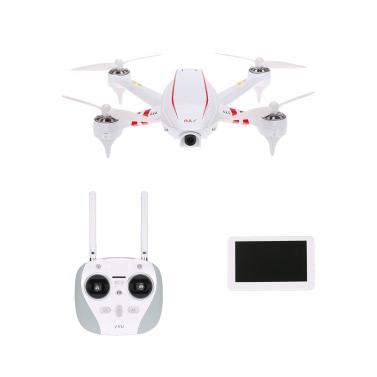 Original JYU Hornet S 5.8G FPV 120km/h Racing Drone 700TVL HD Camera FPV Monitor GPS Hovering RTF RC Quadcopter FPV Edition