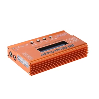 Original GoolRC B6 Mini Multi-functional Balance Charger/Discharger with AC/DC Adapter for LiPo Li-ion LiFe NiCd NiMH Pb RC Battery