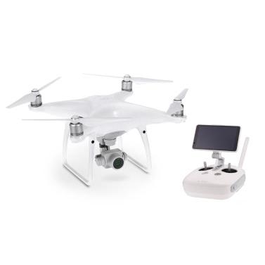 Original DJI Phantom 4 Pro + Obstáculo Evitación Drone FPV RC Quadcopter con 4K 1 '' CMOS cámara RTF