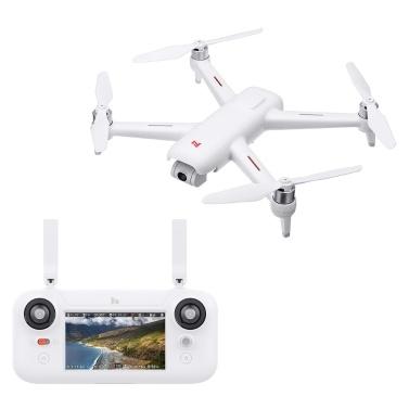 Xiaomi FIMI A3 5.8G FPV GPS Drone com câmera 1080P Gimbal de 3 eixos Transmissão em tempo real Fotografia aérea