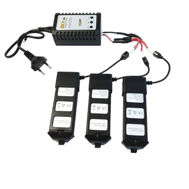 MJX Bugs 5W Battery Balance Charger with 3 Batteries