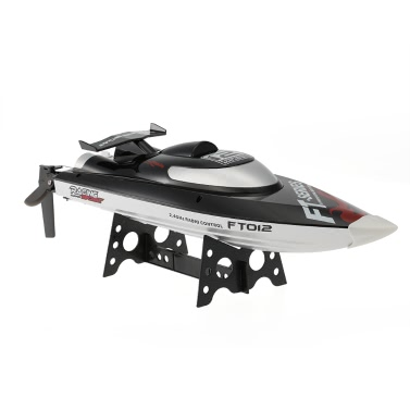 40% OFF Original Feilun FT012 2.4G Brushless 45km/h High Speed RC Racing Boat,limited offer $84.99