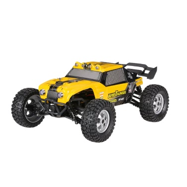 HBX 12891 1/12 2.4G 4WD Waterproof Desert Truck Off-Road Buggy RTR RC Car with LED Lights