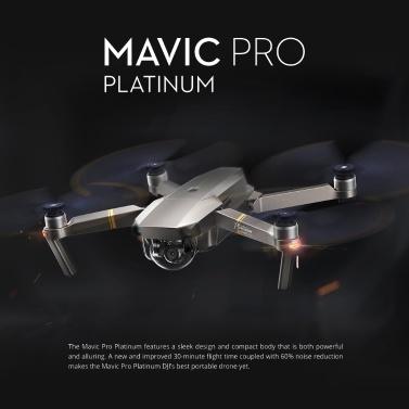 49% OFF DJI Mavic Pro Platinum Foldable