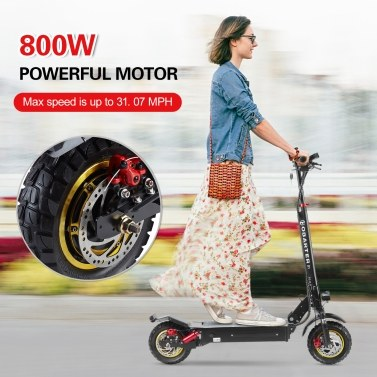 OBARTER X1 10inch Folding Electric Scooter 800W Motor