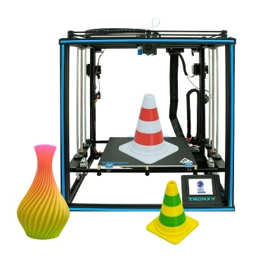 Tronxy X5SA-2E High Precision 3D Printer