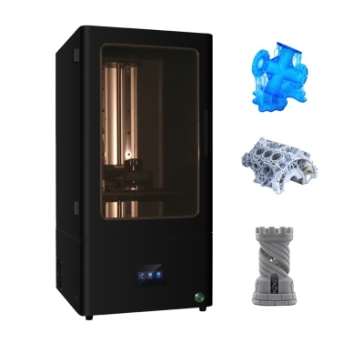 YIDIMU L1001 3D Printer UV Photocuring LCD Resin 3D Printer____Tomtop____https://www.tomtop.com/p-rtoydm-l1001-eu.html____