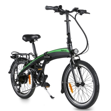 Fafrees 20F055 20 Inch Folding Electric Bicycle with 7.5AH Battery 33  35km Range____Tomtop____https://www.tomtop.com/p-rtws-20f055-eu.html____