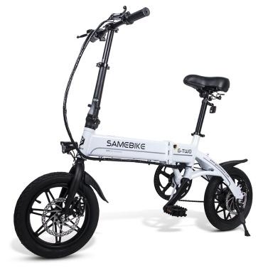 Samebike YINYU14 Electric Bike 36V 250W High Speed