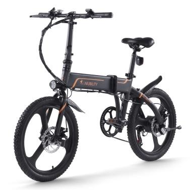 Niubility B20 20 Zoll faltendes elektrisches Fahrrad 350W 40-50km Reichweite