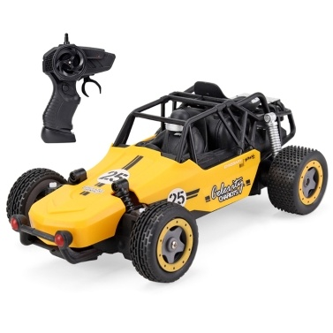 JJR/C Q73 1/20 RC Truck Cars 2.4G 2WD Off Road Truck High Speed Race Buggy Car