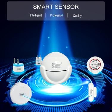 NEO Coolcam NAS-AB01Z Z-wave Intelligent Wireless Siren Alarm Sensor